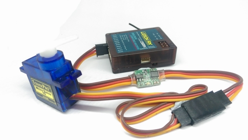 Servo signal reverser 3 24volt reverse direction jr for 24 volt servo motor
